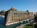 Baluard de la fortalesa vella de Corfú.JPG