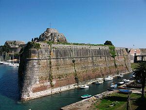 Old Fortress, Corfu - Wikipedia