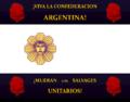 Bandera Confederacion Argentina Juan Manuel de Rosas.png