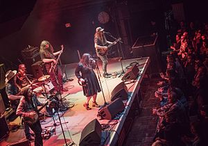 Banditos (band) - Banditos at the 9:30 Club in Washington, DC. Fall 2015