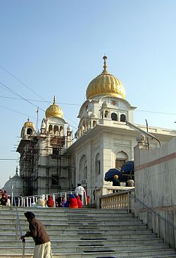 Bangla Sahib in New Delhi.jpg