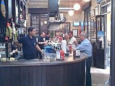 Imatge de el bar bodega vivo de Sant Pere de Ribes un dia de entre setmana.