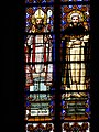 Barcelona Santa Maria del Mar Stained Glass window 06.jpg
