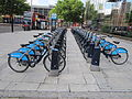 Barclays Cycle Hire, Euston - IMG 0788.JPG