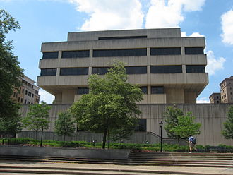 Barco Law Building - Barco Law Building at the University of Pittsburgh.