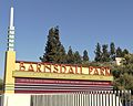 Barnsdall Park sign Hollywood Blvd. 2015-05-10.jpg