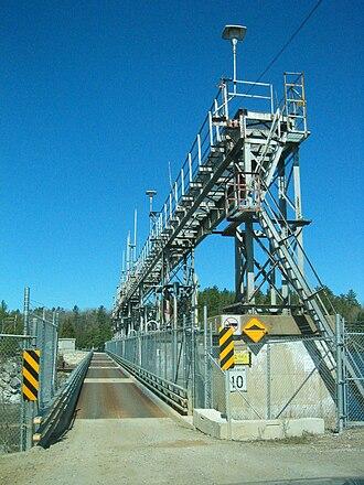 Low, Quebec - Paugan Station