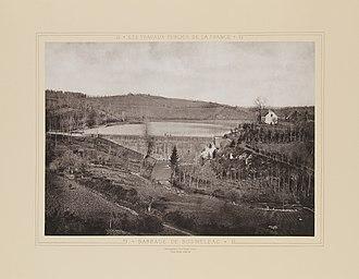 Allineuc - The Bosmeleac Dam