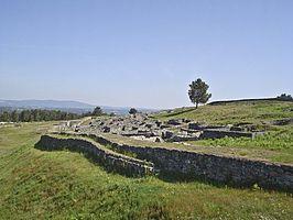 San Cibrao de Lás hill fort