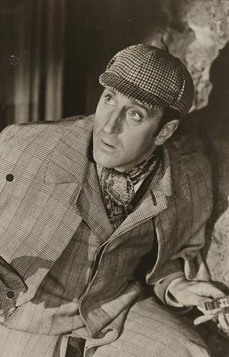 Basil Rathbone - Basil Rathbone as Sherlock Holmes