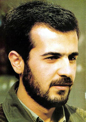 Bassel al-Assad - Image: Basil al Assad