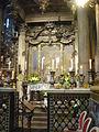 Basilica della santissima annunziata, annunciazione miracolosa.JPG
