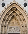 Basilika Mariazell Hauptportal Tympanon 01.jpg