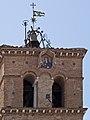 Basilique Santa Maria in Trastevere campanile mosaique.jpg