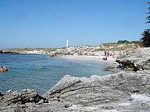Rottnest Island-Tourism and facilities-Basin, Rottnest, Western Australia