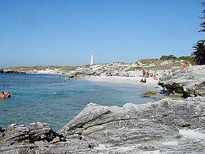 The Basin, Rottnest Island, Western Australia....