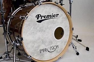 Premier Percussion - Premier Impression bass drum