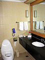 Bathroom in Tibet Guest Hotel, Lhasa - Flickr - archer10 (Dennis).jpg