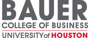 Bauer College of Business - Image: Bauer College of Business logotype
