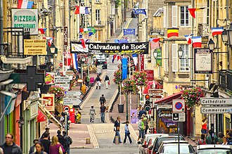 Bayeux - Bayeux city centre (2011)