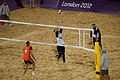 Beach volleyball at the 2012 Summer Olympics (7925311010).jpg