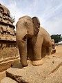 Beauty of Mahabalipuram, Elephant.jpg