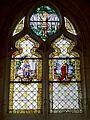 Beauvais (60), église Notre-Dame de Marissel, bas-côté nord, verrière n° 9.jpg