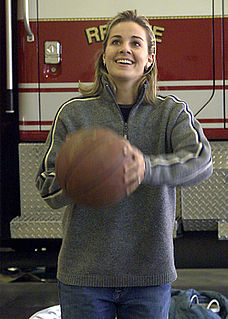 Becky Hammon American basketball player and coach