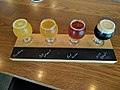 Beer at WoodGrain Brewing in Sioux Falls 02.jpg