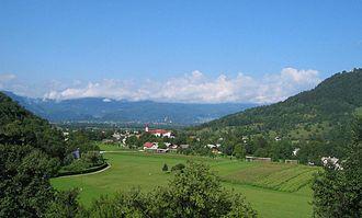 Begunje na Gorenjskem - Image: Begunje