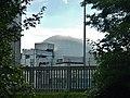Beim 366 km langen Neckartalradweg, Kernkraftwerk Neckarwestheim, Reaktor I ging 1976 in Betrieb und wurde 2011 abgeschaltet. - panoramio.jpg