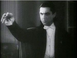 Universal Monsters - Bela Lugosi as Dracula