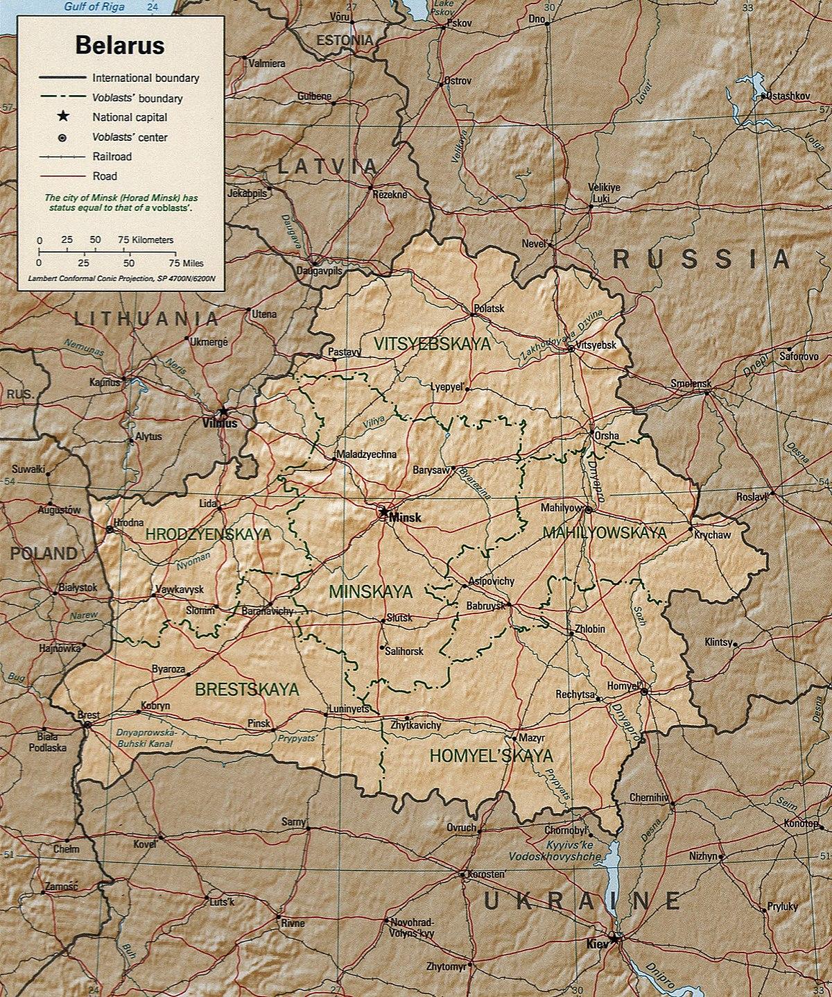 Valko Venajan Maantiede Wikipedia