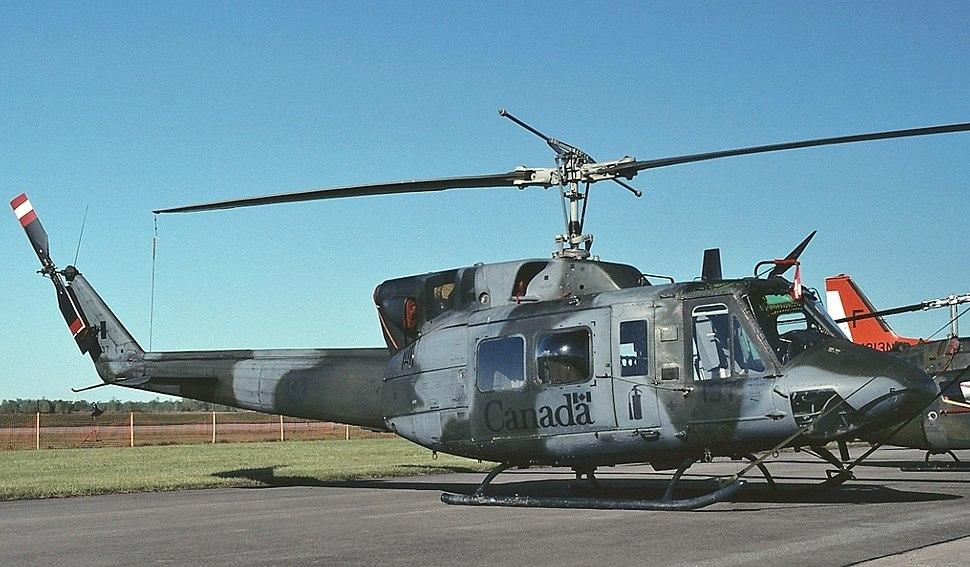 Bell CH-135 Twin Huey (212), Canada - Air Force AN1878660