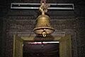 Bell inside Jain temple,Chittorgarh Fort.jpg