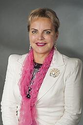 Veronika Bellmann (2014). Bild: wikimedia.org/CC-BY 4.0/Foto-AG Gymnasium Melle