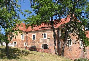 Bad Belzig - Eisenhardt Castle