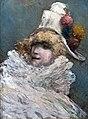 Bemberg Fondation Toulouse - Sarah Bernhardt Autoportrait 1910, Inv2111.jpg