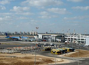 Ben Gurion International Airport, Tel Aviv