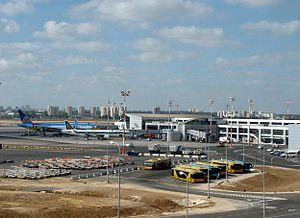 Ben Gurion International Airport, Tel Aviv