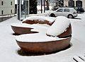 Bench at Dorfplatz Fresach 02.jpg