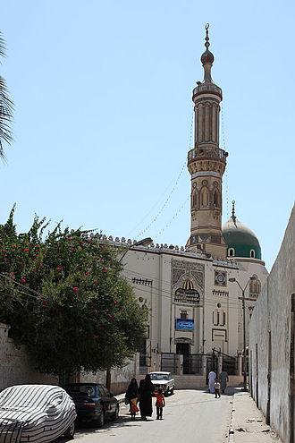 Beni Suef - Image: Beni Suef Sayida Horiya