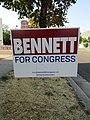 Bennett for Congress (38352226135).jpg