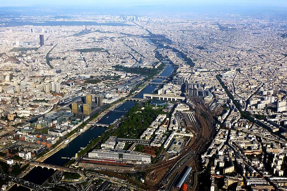 Bercy, Paris 01