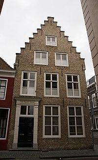 Bergen op Zoom - rijksmonument 9054 - Blauwehandstraat 31 20120609.jpg