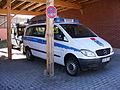 Bergrettungs-KFZ des Bayerischen Roten Kreuzes (Mercedes Benz Vito) in AM.jpg