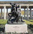 Berlin, Mitte, Museumsinsel, Alte Nationalgalerie, Kentaur mit Nymphe von Reinhold Begas.jpg