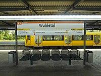 Berlin S- und U-Bahnhof Wuhletal (9497827206).jpg