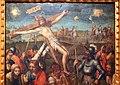 Bernardino luini, innalzamento della croce, 1525-30 ca. 02.JPG