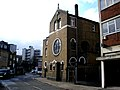 Bethnal Green, Lithuanian Roman Catholic Church of St. Casimir - geograph.org.uk - 1717292.jpg